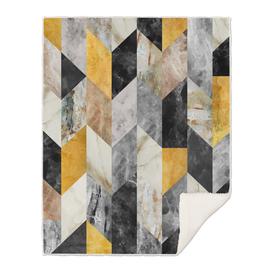 Marbled Geometric II