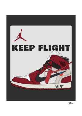 Air Jordan 1 offwhite chicago