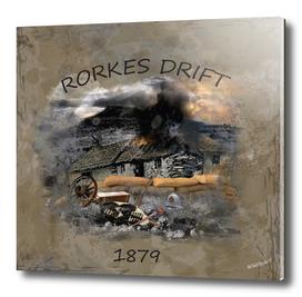 Rorke's Drift Zulu War South Africa 1879