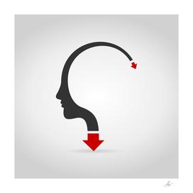 Head arrow