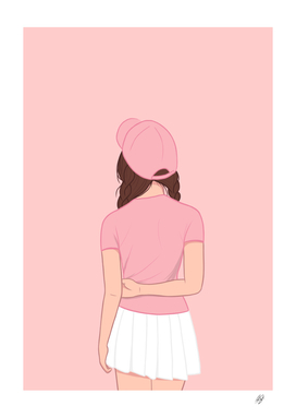 Untitled Character Girl - 2
