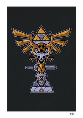 Mask Totem