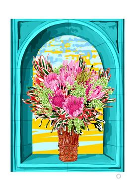 The Good Vibes Flower Pot