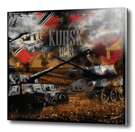 Kursk Tank Battle 1943