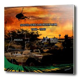 South Africa Border War