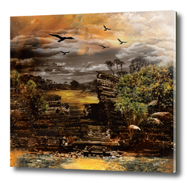 Nan Madol Mysterious Island