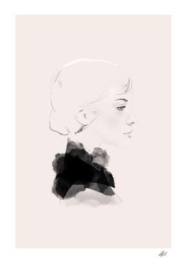 Rose Quartz Lady