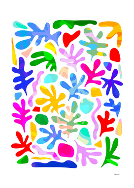 Matisse Summer Love Nature Pattern 1