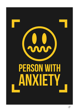 Person With Anxiety