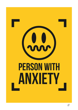 Person With Anxiety - 2