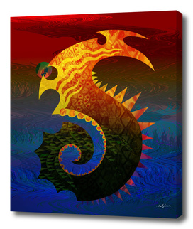 Dragon of the sea