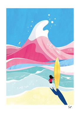 Wave Mountain