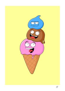 Trio Ice Cream
