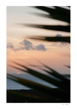 Caribbean Sunset #1 #tropical #wall #decor #art