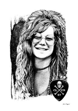 Club 27. Janis Joplin