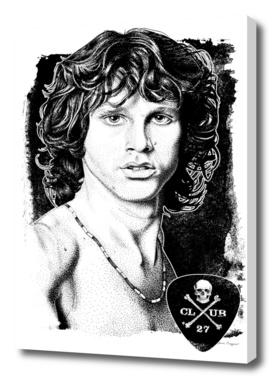 Club 27. Jim Morrison