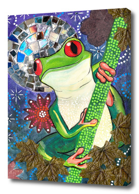 Enchanted Frog