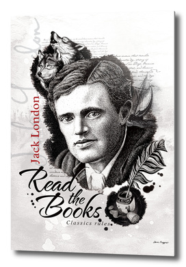 Read the books. Jack London