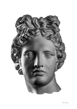 Greek Sun God Apollo