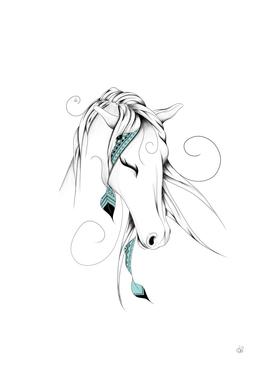 Poetic Horse