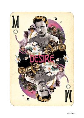 Collage cARTs. Marlon Brando