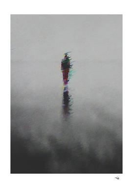 RGB silhouette