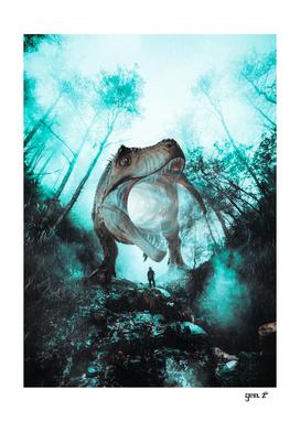 Demon and Wormhole Dino