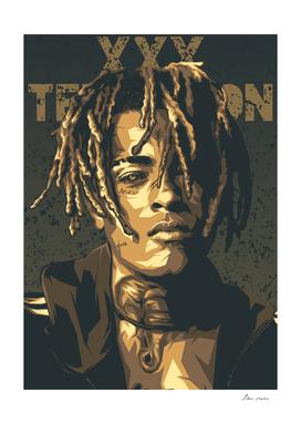 XXXTentacion Rapper Hip Hop