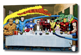 Marvel: Stan Lee's Super Supper
