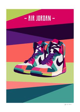Sneakers Air Jordan Wpap
