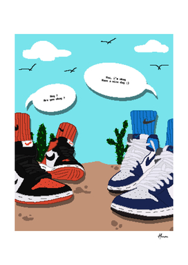Have a sneakers day