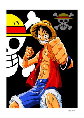 Luffy One Piece Anime