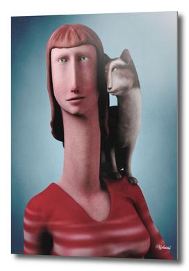 Mona, kitty