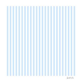 Pattens Blue Small Vertical Stripes   Interior Design