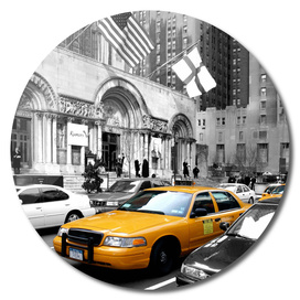 NYC - Yellow Cabs - Avenue