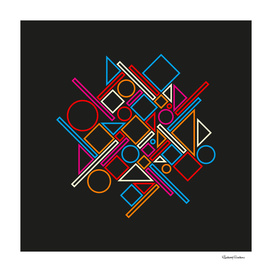 Geometric abstract 1