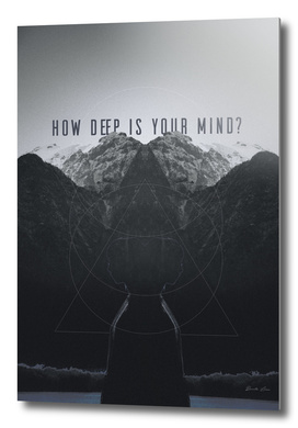 How deep is your mind