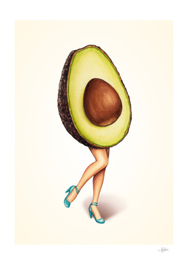 Avocado Girl