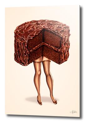Cake Girl - Devil's Food
