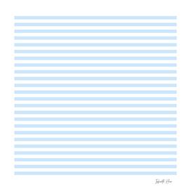 Pattens Blue Small Horizontal Stripes   Interior Design