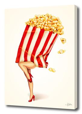Popcorn Girl