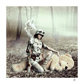 Teddy Bear Hunting