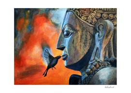 Loving Buddha
