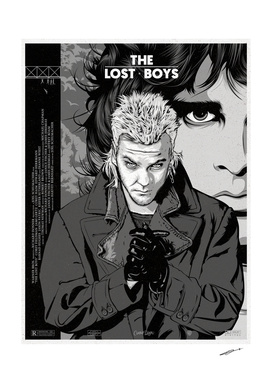 The Lost Boys bw