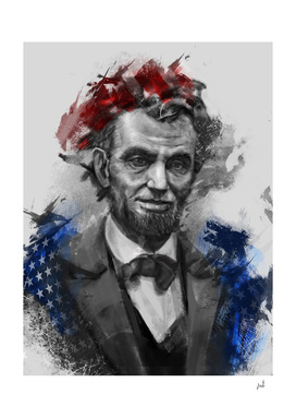 lincoln illustration