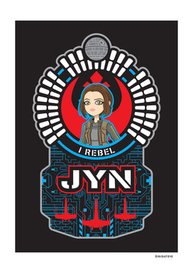 Jyn the Rebel
