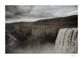 Dettifoss in Iceland
