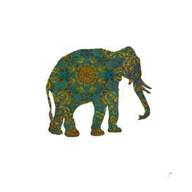 magic elephant art