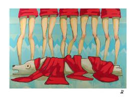 Five Red Riding Hoods II