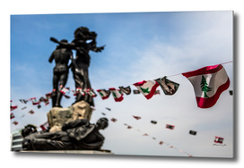 Martyrs' Square, Beirut